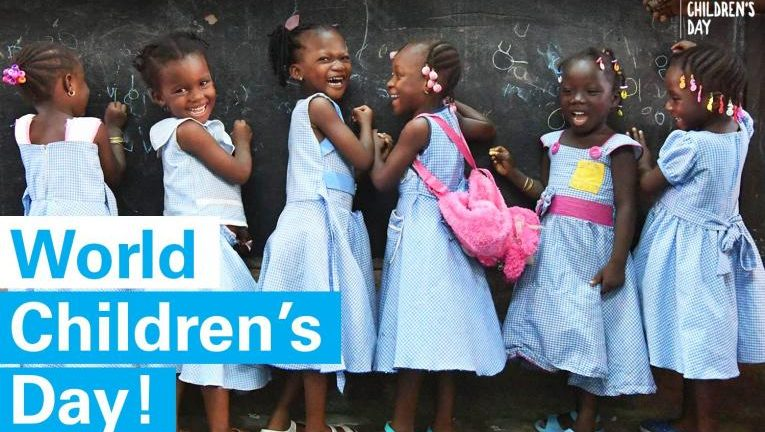 World Children's Day Is Celebrated in Most Countries