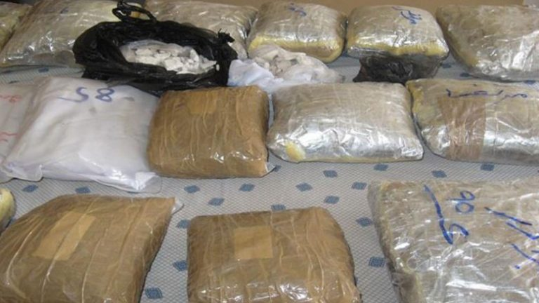 Kurdistan Security Arrest 2 Iranians Smuggling Drugs as Christmas Gifts