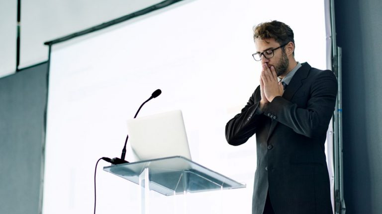 Five Ways To Overcome the Fear of Public Speaking