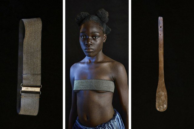 Breast Ironing Tradition in Cameroon